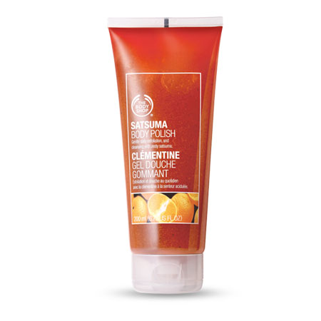 satsuma body polish