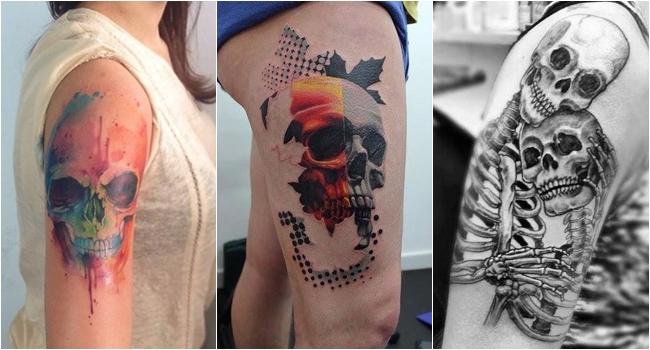 tatuagens-com-caveiras-e-esqueletos