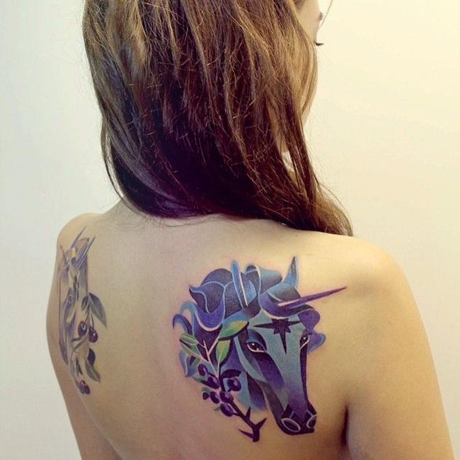 tatuagens-de-unicornios