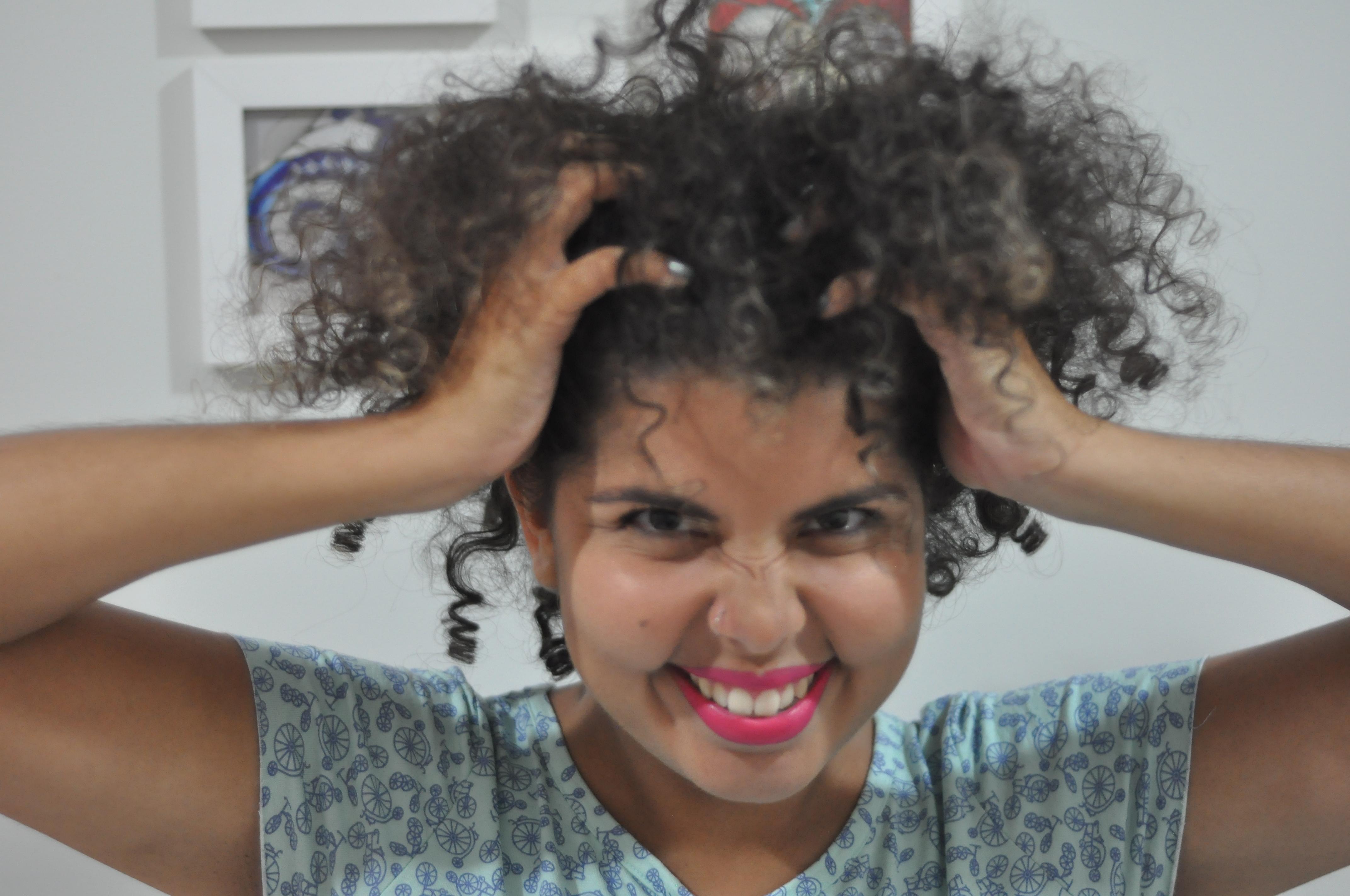 cabelo solto é revolução