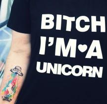 bitch i am a unicorn