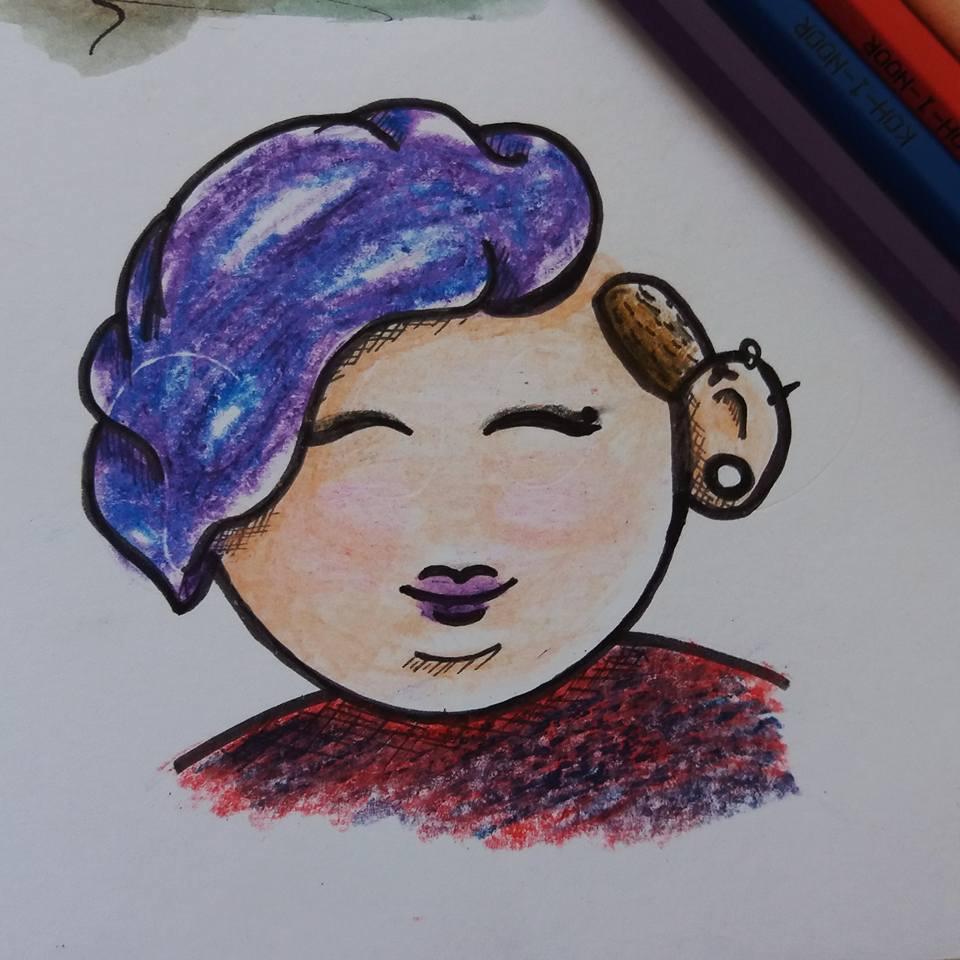 Laila alves ilustration