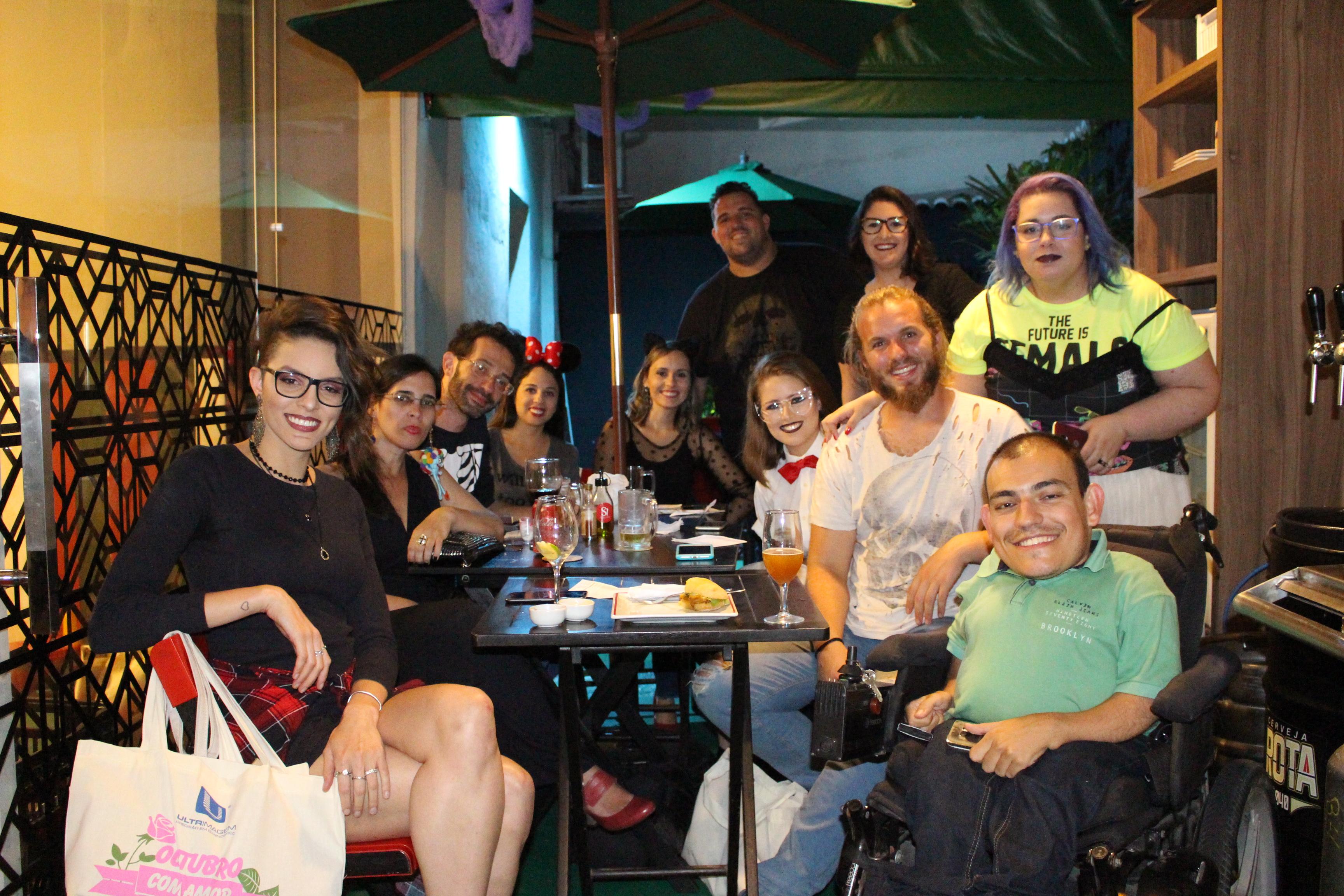 Encontro de Blogueiros e Youtubers de Juiz de Fora
